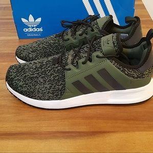 Adidas X_PLR Base Green Sneakers